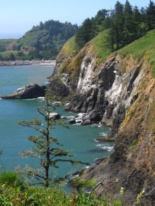 Cape_Disappointment_Cliffs_by_DMANpictures