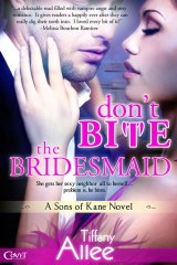 Review + Giveaway: Don't Bite the Bridemaid