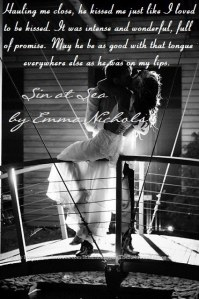 sin at sea kiss quote