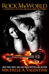Review/Giveaway Link: Rock My World