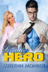 Review/Giveaway/Interview : Reality Hero by Ashlynn Monroe