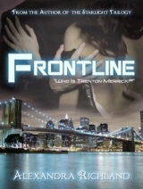 Cover Reveal: Frontline by Alexandra Richland