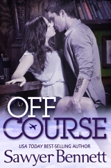 Cover Reveal: Off Course by Sawyer Bennett