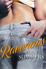 Cover Reveal/Review: Ravenous
